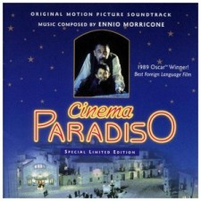 Cinema Paradiso CD cover