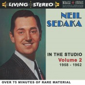 Neil Sedaka In the Studio