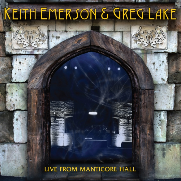 Emerson Lake Live From Manticore Hall