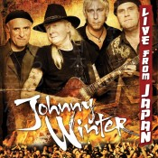 Johnny Winter Live In Japan