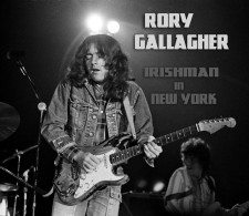 Rory Gallagher Irishman In New York