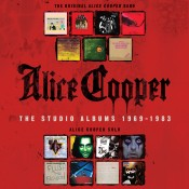 Alice Cooper The Studio Albums 1969-1983