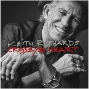 Keith Richards Crossyed Heart