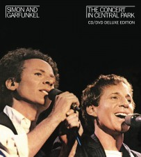 Simon And Garfunkel The Concert In Central Park CDDVD