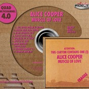 Alice Cooper Muscle Of Love SACD