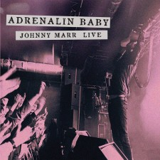 Johnny Marr Live Adrenaline Baby