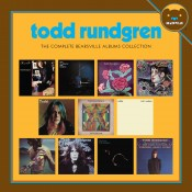 Todd Rundgren Complete Bearsvill Records Collection.