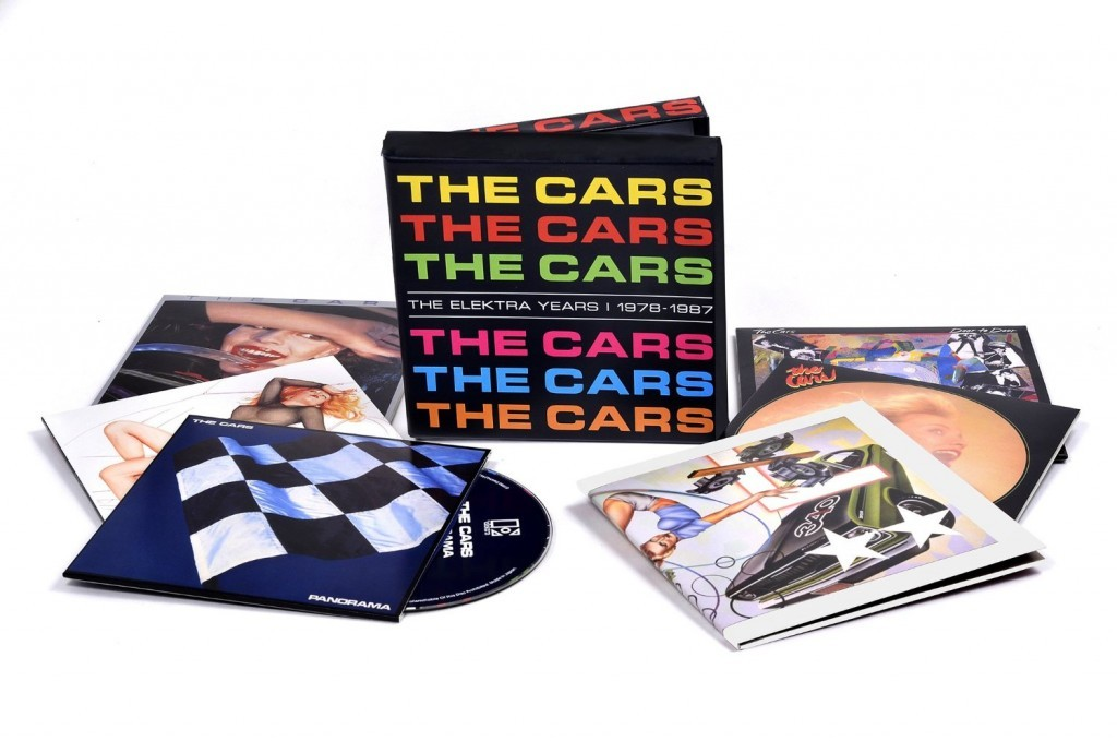 The Cars Box Layout