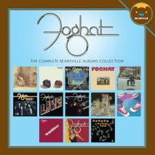 Foghat The Complete Bearsville Albums Collection 13CD