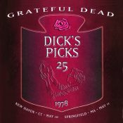 Grateful Dead - Dicks Picks 25