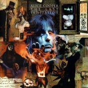 Alice Cooper The Last Temptation LP