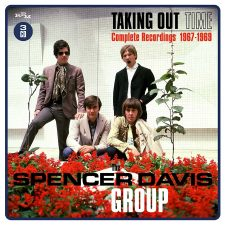 Spencer Davis Group Taking Out Time Complete Recordings 1967-1969