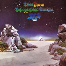Yes Tales From Topographic Oceans